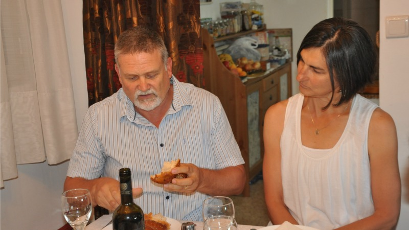 Breaking of Bread - Toit and Liezel