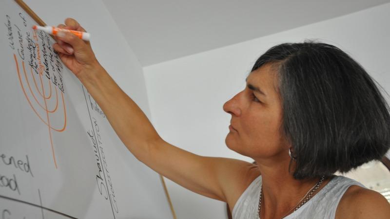 Liezel - teach -board