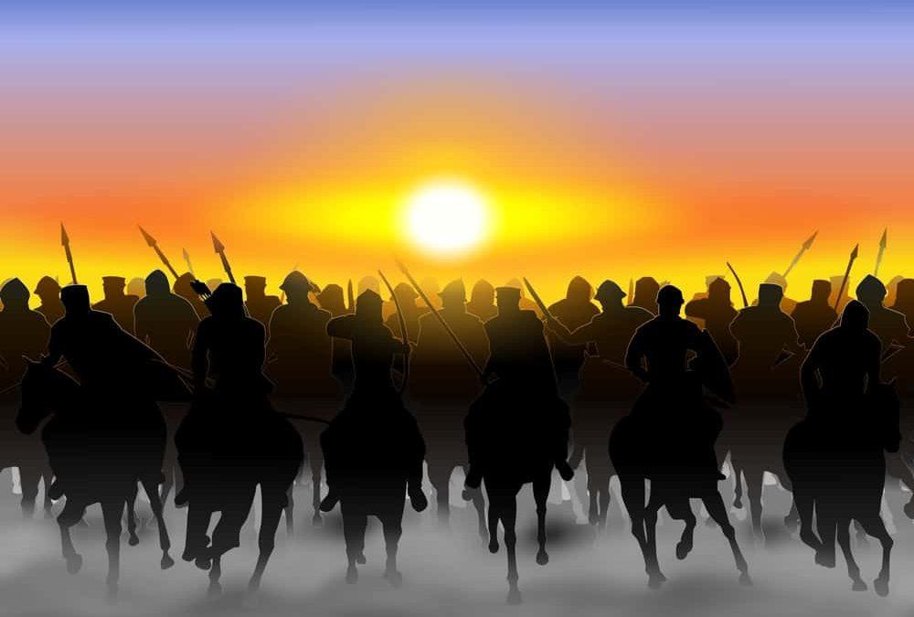 MESSIAH – MIGHTY WARRIOR